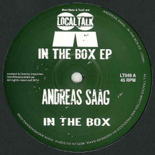 "Andreas Saag - In The Box - 12"" Vinyl"