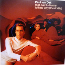 "Paul Van Dyk - Tell Me Why (The Riddle) - 2x 12"" Vinyl"