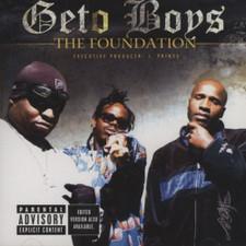 Geto Boys - The Foundation - 2x LP Vinyl