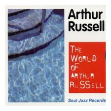 Arthur Russell - The World Of - 3x LP Vinyl