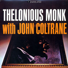 John Coltrane - Thelonious Monk With Coltrane - LP Vinyl