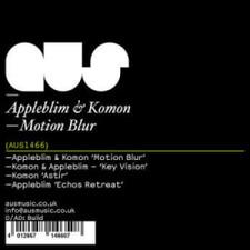 "Appleblim & Komon - Motion Blur - 12"" Vinyl"