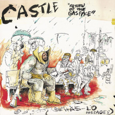 Castle w/ Has-Lo - Return Of The Gasface - LP Vinyl