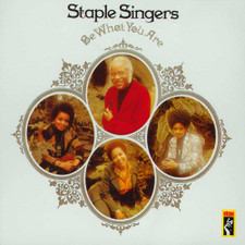 The Staple Singers - Be What You Are - LP Vinyl