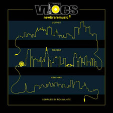 Rick Wilhite - Vibes 2 - Part One Of Two - 2x LP Vinyl