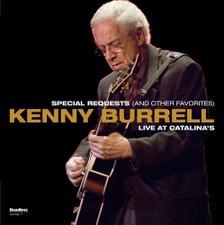 Kenny Burrell - Special Requests - LP Vinyl