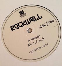 "Rockwell - INeedU - 12"" Vinyl"