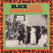 Donald Byrd - Black Byrd - LP Vinyl