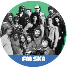 "FM Ska - Classic Rock Jamaican Style - 7"" Vinyl"