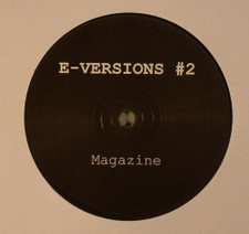 "Mark E - E-Versions #2 - 12"" Vinyl"