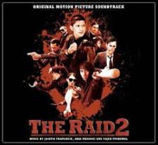 The Raid 2 - OST - 2x LP Vinyl