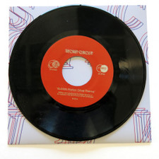 "Secret Circuit - Dublab Proton Drive Theme - 7"" Vinyl"