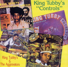 King Tubby & The Aggrovators - Controls - LP Vinyl