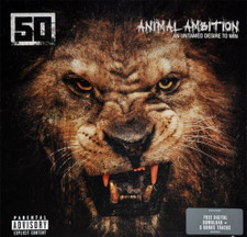 50 Cent - Animal Ambition - 2x LP Vinyl