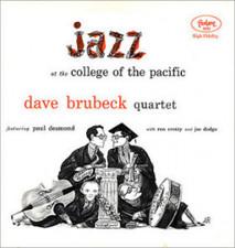 Dave Brubeck Quartet - Jazz at the College of Pacific - LP Vinyl