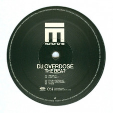 """DJ Overdose - The Beat - 12"""" Vinyl"""
