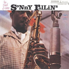 Sonny Rollins - Sound of - LP Vinyl