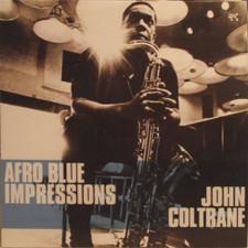 John Coltrane - Afro Blue Impressions - 2x LP Vinyl