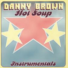 Danny Brown - Hot Soup Instrumentals - 2x LP Vinyl