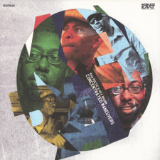 Raw Poetic / Kev Brown - Concentrated Maneuvers - LP Vinyl