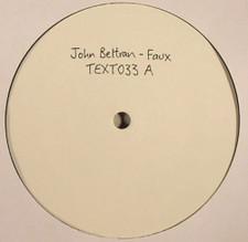 """John Beltran - Faux - 12"""" Vinyl"""