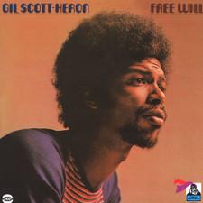 Gil Scott Heron - Free Will - LP Vinyl