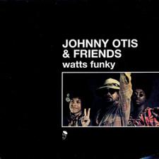 Johnny Otis  - Watts Funky - 2x LP Vinyl