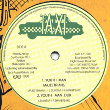 "Majesterians - Youth Man - 12"" Vinyl"