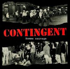 "Contingent - Homme Sauvage - 7"" Vinyl"
