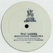 "The Model - Warehouse Traxx Pt 1 - 12"" Vinyl"