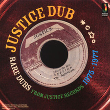 King Tubby  - Justice Dub - LP Vinyl