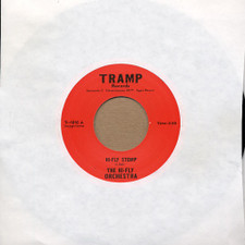 "The Hi Fly Orchestra - Hi Fly Stomp - 7"" Vinyl"