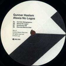 """Gunnar Haslam - Ataxia No Logos - 12"""" Vinyl"""