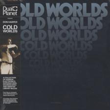 Don Harper - Cold Worlds - LP Vinyl