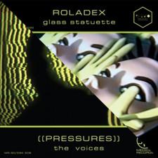 "((PRESSURES)) / Roladex - split - 7"" Vinyl"