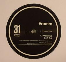 """Vromm - Prototype - 12"""" Vinyl"""
