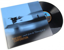 Thievery Corporation - Sounds From The Thievery Hi-Fi - 2x LP Vinyl