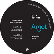 "Community Corporation - Aquifer - 12"" Vinyl"