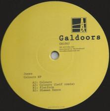 """Junes - Colours - 12"""" Vinyl"""