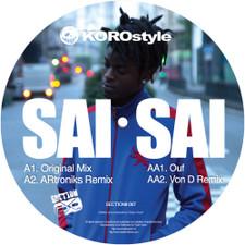 """Korostyle - Sai Sai - 12"""" Vinyl"""
