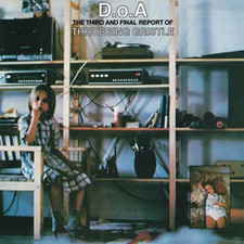 Throbbing Gristle - D.O.A. - LP Vinyl