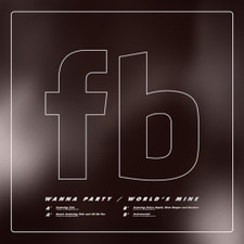 "Future Brown - Wanna Party - 12"" Vinyl"