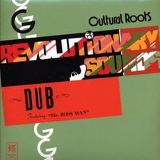 Cultural Roots - G Revolutionary Sounds DUB - LP Vinyl