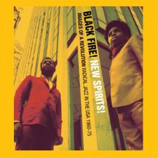 Various Artists - Black Fire! New Spirits! Radical Revolutionary Jazz In The USA 1957-1982 - 3x LP Vinyl
