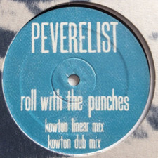 """Peverelist - Roll With the Punches (Kowton Remixes) - 12"""" Vinyl"""