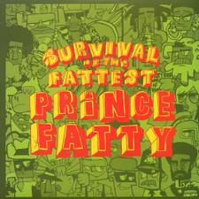 Prince Fatty - Survival of the Fattest - LP Vinyl