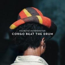 Kalbata & Mixmonster - Congo Beat The Drum - LP Vinyl