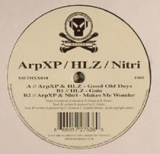 """ArpXP / HLZ / Nitri - Good Old Days - 12"""" Vinyl"""
