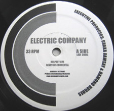"Electric Company - Respect Life - 12"" Vinyl"