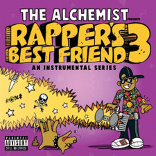 Alchemist - Rapper's Best Friend 3 - 2x LP Vinyl